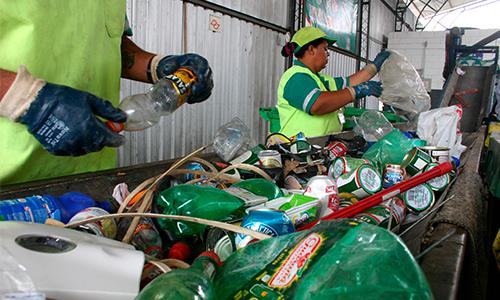 Assessoria ambiental e gestão de resíduos RJ reciclagem