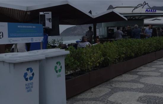 Reciclagem no Rio