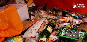 Lixo residencial
